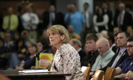 Attorney General Martha Coakley said Wednesday that her office will review circumstances surrounding the 2009 death of a Bridgewater State Hospital patient.